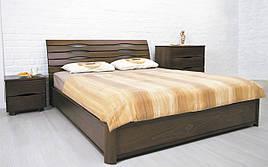 ✅ Дерев'яне ліжко Маріта N Олімп