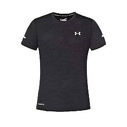Футболка Under Armour HeatGear Regular Short Sleeve 661 L Черная (661)