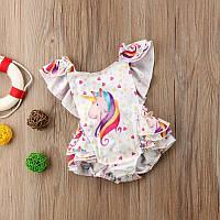 Пісочник для дівчинки Єдиноріжок, фото 1