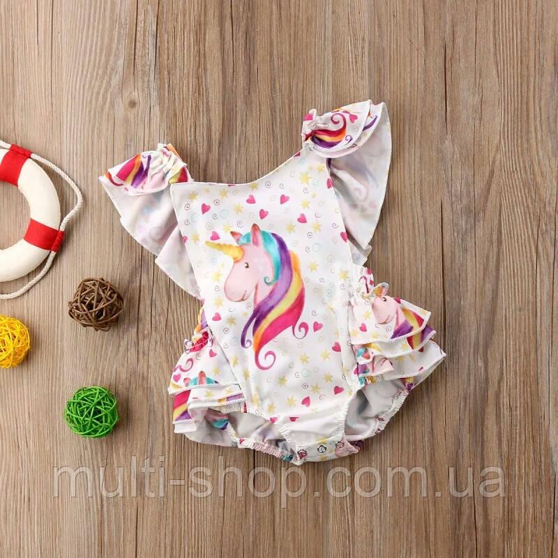 Песочник для девочки Единорожек, фото 1