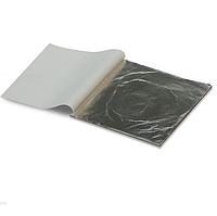 Поталь СОНЕТ , 14х14 см, 25 листов Серебро