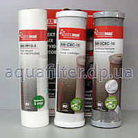 Комплект картриджей Новая Вода NW-K303 Nano Silver