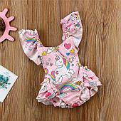 Пісочник для дівчинки Райдужний єдиноріжок
