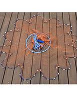 Кастинговая сеть Американка НИТКА , парашют рыбацкий с кольцом фрисби, диаметр 4.2. м. яч -12 мм