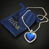 Ожерелье Сердце океана, Кулон женский Сердце Океана из фильма Титаник