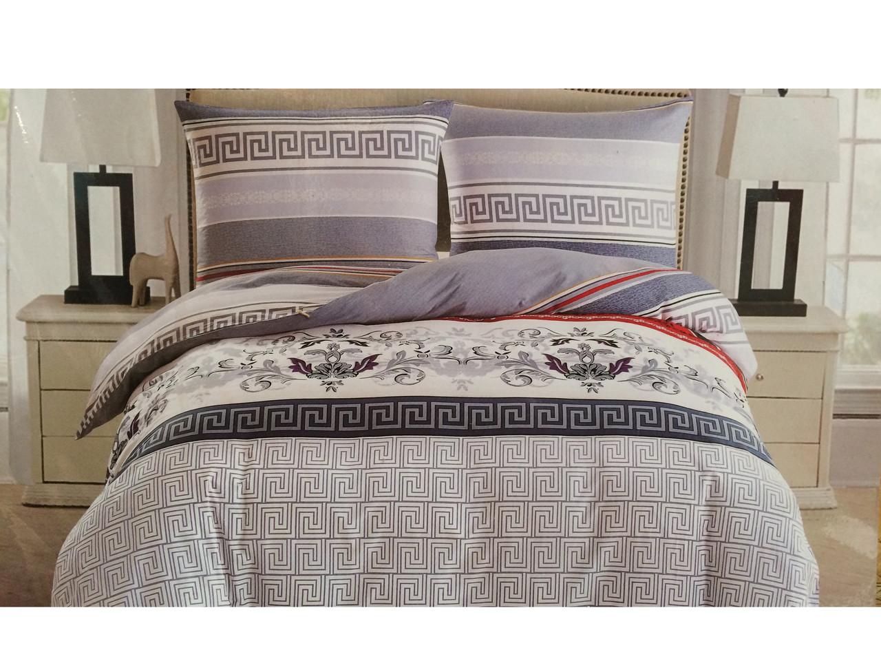 Сатиновое постельное белье евро ELWAY - UTEX в Харькове f9c8914b16e37