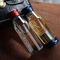 My Bottle стекло,бутылочка Май Батл 420мл + Чехол Хит продаж!