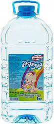 Вода для детей Аквуля 6 л