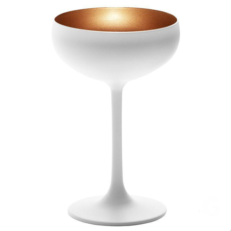 """Набор из 6-ти бокалов для шампанского """"Olympic"""" 9.5х14.7см/230мл стеклянный Stoelzle"""