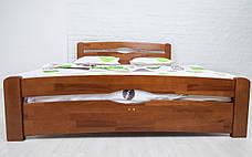 ✅ Дерев'яне ліжко Нова з ящиками 80х190 см ТМ Аурель (Олімп), фото 3