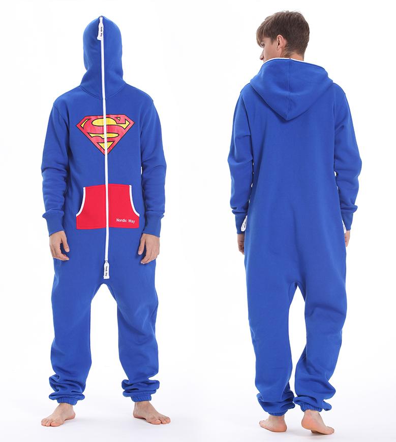 ... Комбинезон Superman (унисекс) f59c3c943393c