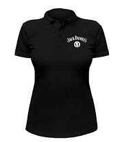 Женская футболка-поло Jack Daniels, фото 2