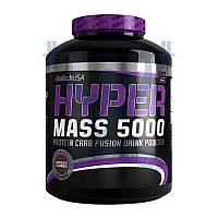 BioTech Hyper Mass 5000 4кг гейнер для наборамышечной массы спортивное питание