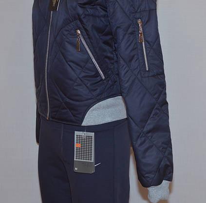 Куртка-бомбер женская 206 (44), фото 2