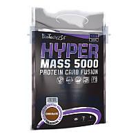 BioTech Hyper Mass 5000 1кг гейнер для наборамышечной массы спортивное питание