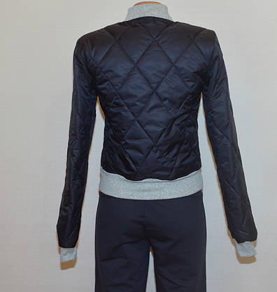 Куртка-бомбер женская 206 (44), фото 3