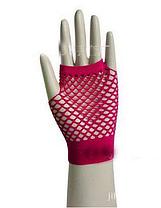 Перчатки ажурные короткие, фото 2