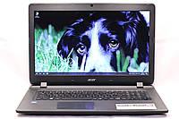 Ноутбук Acer Aspire es1-732 black 4ядра_pentium