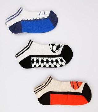 Р. 31-33 ( 7-9 лет )  носочки Bross летние мячики