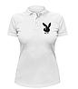 Женская футболка-поло Playboy