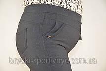 Штаны женские эластан -  большие размеры, фото 3