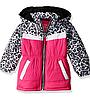Демісезонна куртка Pink Platinum(США) разноцвет для дівчинки 18міс