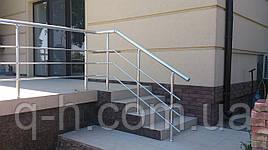 Перила для лестниц из алюминия