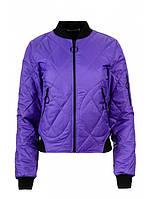 Куртка женская под резинку весенняя, фото 1