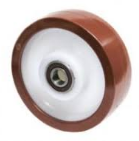 Колесо полиуретановое 200х50 / 180х50 / 160х50 мм для гидравлической тележки