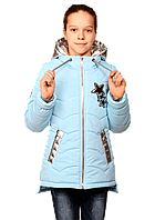 Детская красивая куртка-жилетка для девочек недорого, фото 1