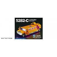 Лимузин 5282C хаммер инерц.свет.муз.откр.двери кул.35*8,5*10 /60/