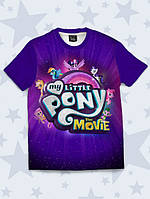 ФУТБОЛКА MY LITTLE PONY THE MOVIE