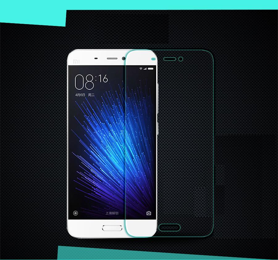 Nillkin Xiaomi Mi 5 Amazing  H Nanometer Anti-Explosion Tempered Glass Screen Protector Защитное Стекло