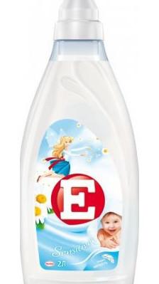 Кондиционер для белья E Sensitive, 2л
