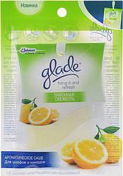 Освежитель воздуха Glade Hang it and Refresh Лимонная свежесть, 8г