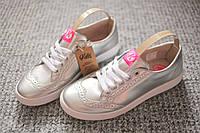 Женские кроссовки весна броги кроссовки Silver Spain 36  38