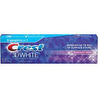 Отбеливающая зубная паста Crest 3D White 136 грамм
