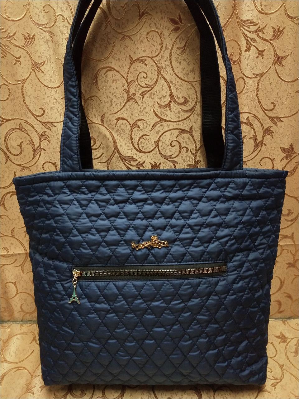 Новинка (Лучше)Женские сумка стеганная стильная SUMKI MODA Дутая сумка  женская спортивная только оптом 1120cc16a62