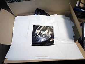 Новые фирменные пакеты Марк энд Спенсер, Marks & Spenser кульки 40*42, фото 2