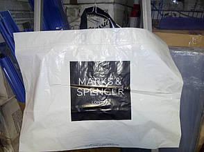 Новые фирменные пакеты Марк энд Спенсер, Marks & Spenser кульки 40*42, фото 3
