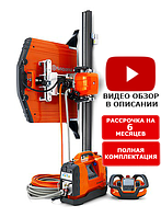 Гидравлическая стенорезная пила, машина Husqvarna WS 220. Стенорез
