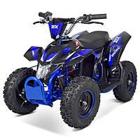 Квадроцикл HB-EATV 800K-4: 36V 12A, 800W, 30км/ч - СИНИЙ - купить оптом , фото 1