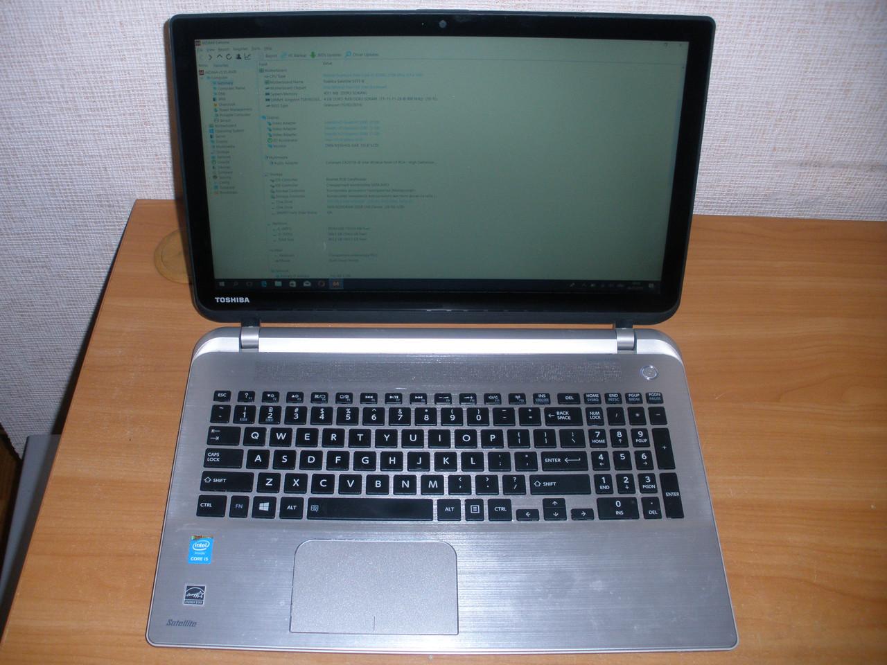 Ноутбук Toshiba Satellite S55T-B5152