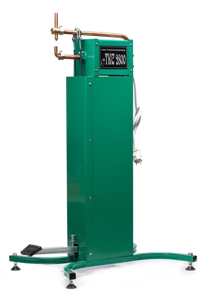 Аппарат точечно-коктактной сварки ТКС-2500 (педаль)