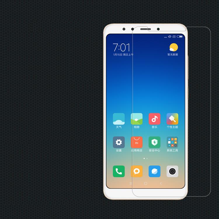 Nillkin Xiaomi Redmi 5 Plus Amazing H Nanometer Anti-Explosion Tempered Glass Screen Protector Защитное Стекло