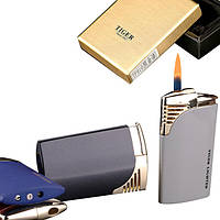 Зажигалка тайгер в упаковке ZP33051