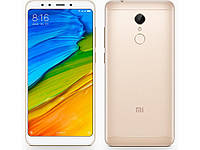 "Смартфон Xiaomi Redmi 5 2/16GB Gold Global, 12/5Мп, 8 ядер, 2sim, 5.7"" IPS, 3300mAh, 4G,"