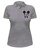 Женская футболка-поло F-ck Mikkey, фото 3