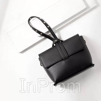 Сумка Micocah Purse Black, фото 2