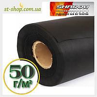 """Агроволокно """"SHADOW"""" плотностью 50г/м2 (1,07*100м черное), фото 1"""